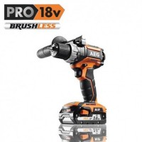 Trapano avvitatore brushless 18V - Aeg BS18CBL-Li202C