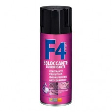 Lubrificante spray Faren F4 ml. 400 - Conf. 12 pz.